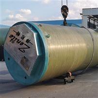 地埋式一体化污水泵站设备