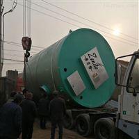 市政一体化污水泵站装置