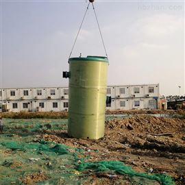 国产一体化泵站设备