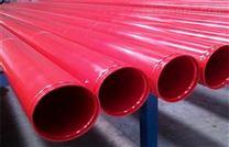 消防埋地管道用涂塑复合钢管指导价格
