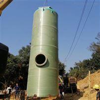 地埋式污水提升泵站