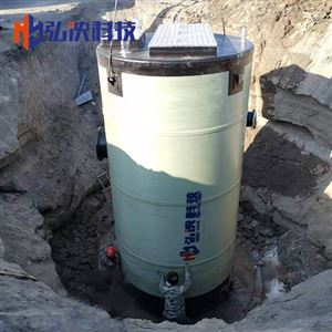 雨水一體化提升泵站