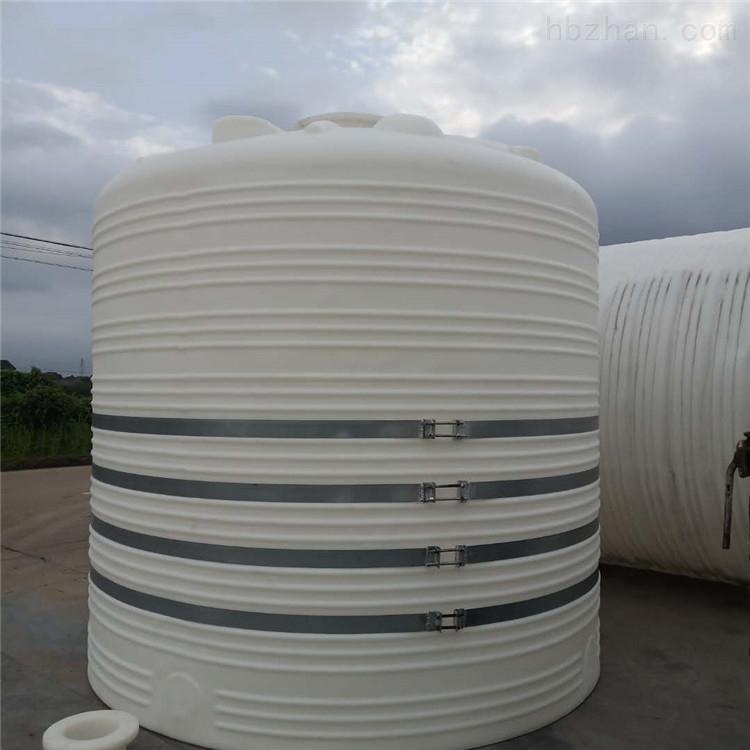 耐强碱15立方塑料化工桶  工业重碱储罐
