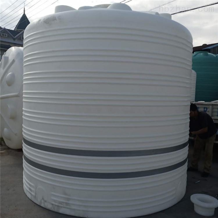 德阳15吨塑料水塔  小苏打溶解罐