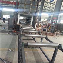 湖州平板搪瓷烧结生产线 搪瓷钢板烧成炉