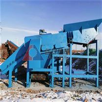 西安垃圾分选机建筑垃圾破碎站设备指定厂商