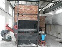 直热式燃煤热风炉