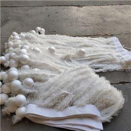 厂家供销辫带式生物填料