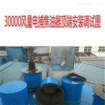 3万风量蜂窝电捕焦油器烟气净化雷竞技官网app完工