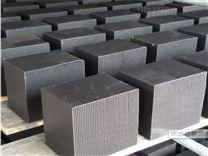 工业废气处理用蜂窝活性炭