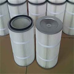 除尘滤筒工业阻燃PTFE覆膜滤筒
