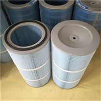 粉尘除尘器滤芯聚酯纤维除尘滤筒