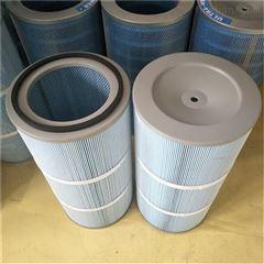 除尘滤筒除尘滤筒粉尘滤芯 工业阻燃PTFE覆膜滤筒