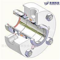 YC-12A-II 2CW-CSAPI682标准集装式机械密封