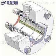 YC-12B-I  2CW-CWAPI682标准集装式机械密封