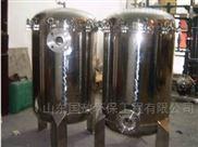 不锈钢保安过滤器多袋式机械高精度过滤