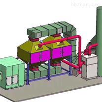 废气处理设备催化燃烧基本原理