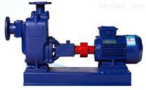 自吸式大吸力不会超电流的无堵塞排污泵