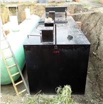 城市污水处理一体化设备