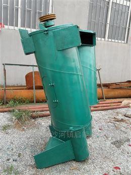 立式提料脱水机 塑料造粒甩干提料机