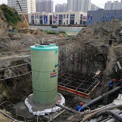 一体化污水预制泵站筒体