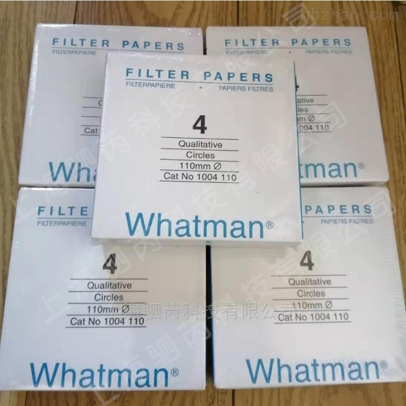 whatman孔径20-25 μm定性滤纸
