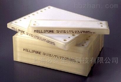 Millipore Pellicon 2盒式超滤膜包 0.5m2