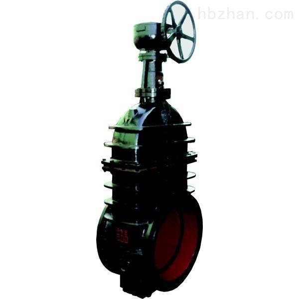 大口径低压煤气闸阀