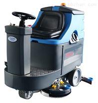 南京洁公司用便宜的驾驶式洗地机扫地机