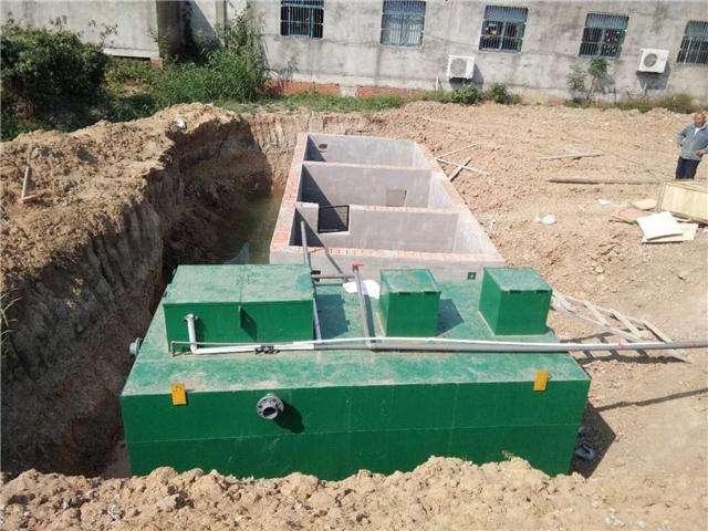 一体化医院污水治理系统工程