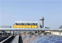 山东环保设备RCO催化燃烧废气处理配置说明