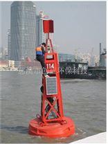 海上塑料航道航标 直径1.8米航标