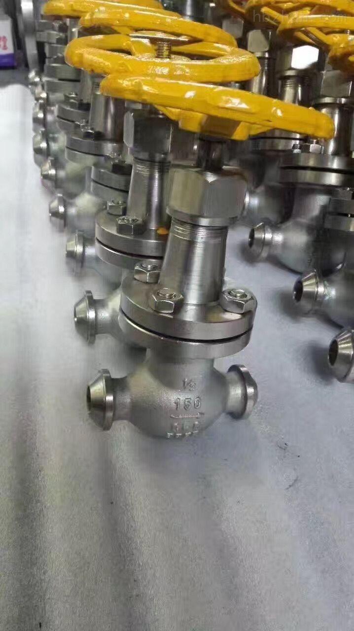 液氨焊接式截止阀