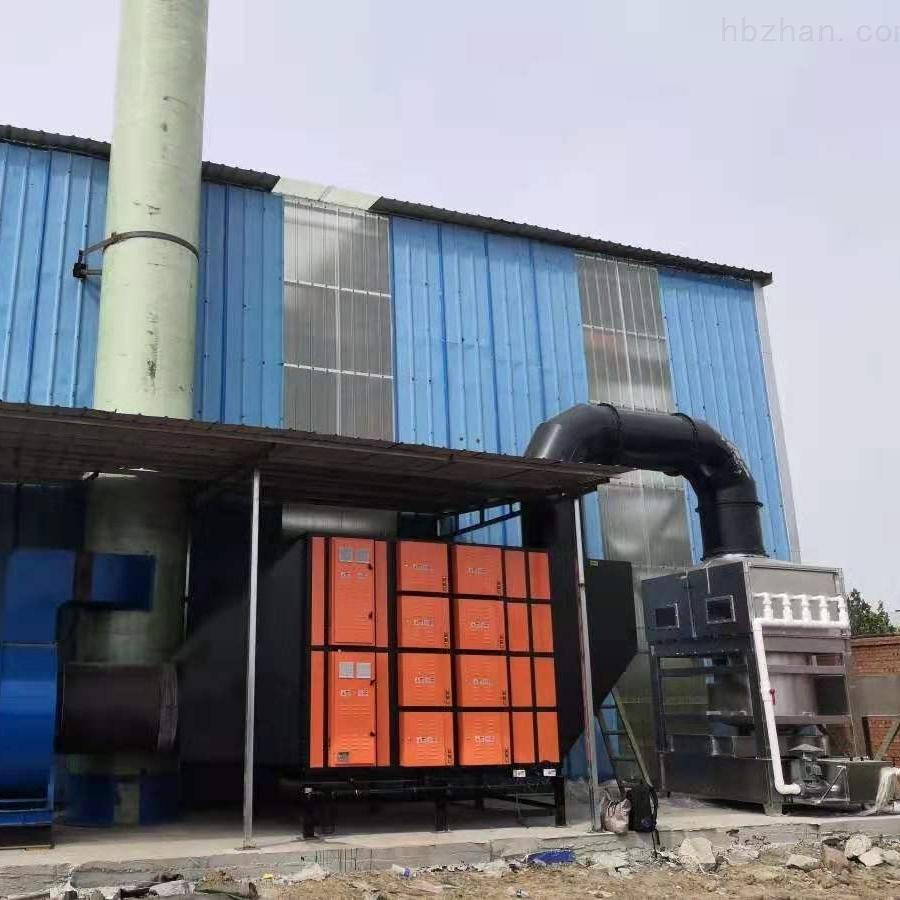 唐山环保局认可 工业油烟净化工程
