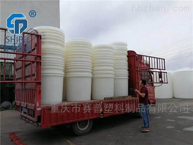 泡菜豆芽 塑料发酵敞口圆桶 腌制桶米缸