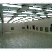 潍坊无尘室项目之隔离服生产车间装修
