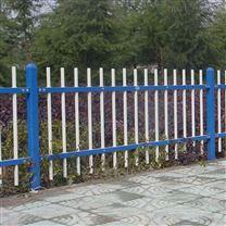 建筑工程院墙铁艺栅栏 围墙镀锌管庭院围栏