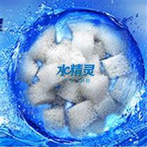 多孔网状悬浮亲水海绵聚氨酯填料江苏水精灵