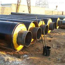黄山高密度聚氨酯保温钢管