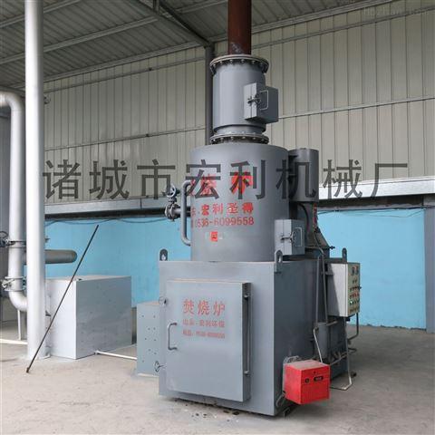 废塑料垃圾焚烧炉  垃圾处理设备  达标排放