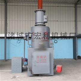 wfs废塑料垃圾焚烧炉  垃圾处理设备  达标排放
