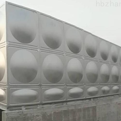 屋顶箱泵一体化不锈钢水箱