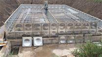 抗浮式地埋箱泵一体化水箱覆土层厚度