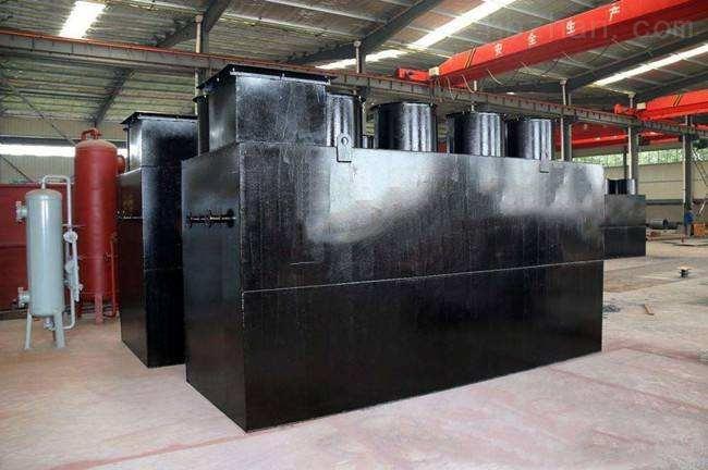 加工食品加工厂废水处理成套设备