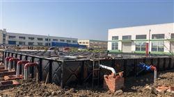地埋式想泵一体泵站消防水泵控制要求