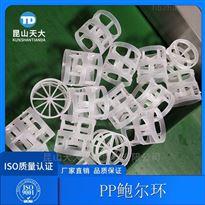 加强阻燃鲍尔环PP/RPP材质低烟环保塑料