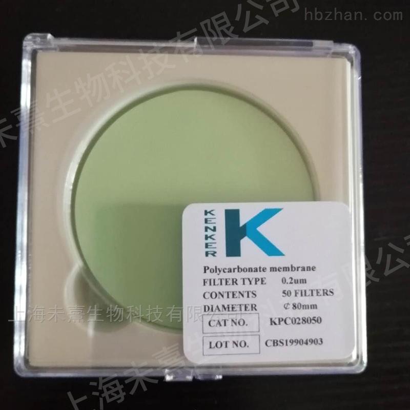 Kenker 孔径200纳米聚碳酸酯膜