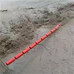 40*1米水上隔离带浮筒 聚乙烯