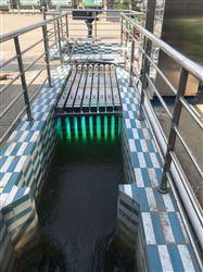 供应山东污水厂提标改造紫外线消毒模块