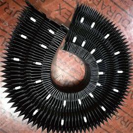 耐高温伸缩风琴式防尘罩